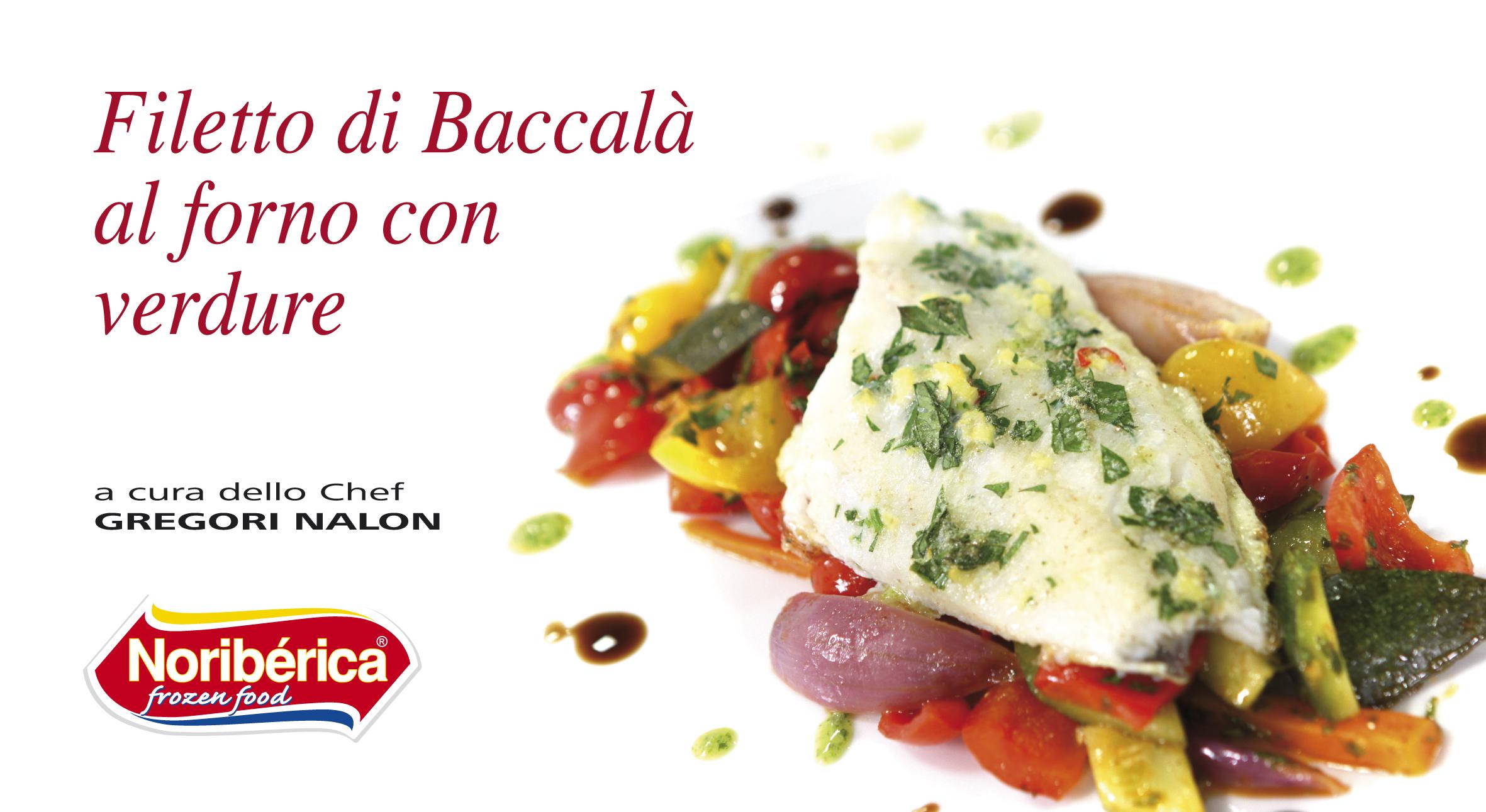 filetti di baccalà al forno