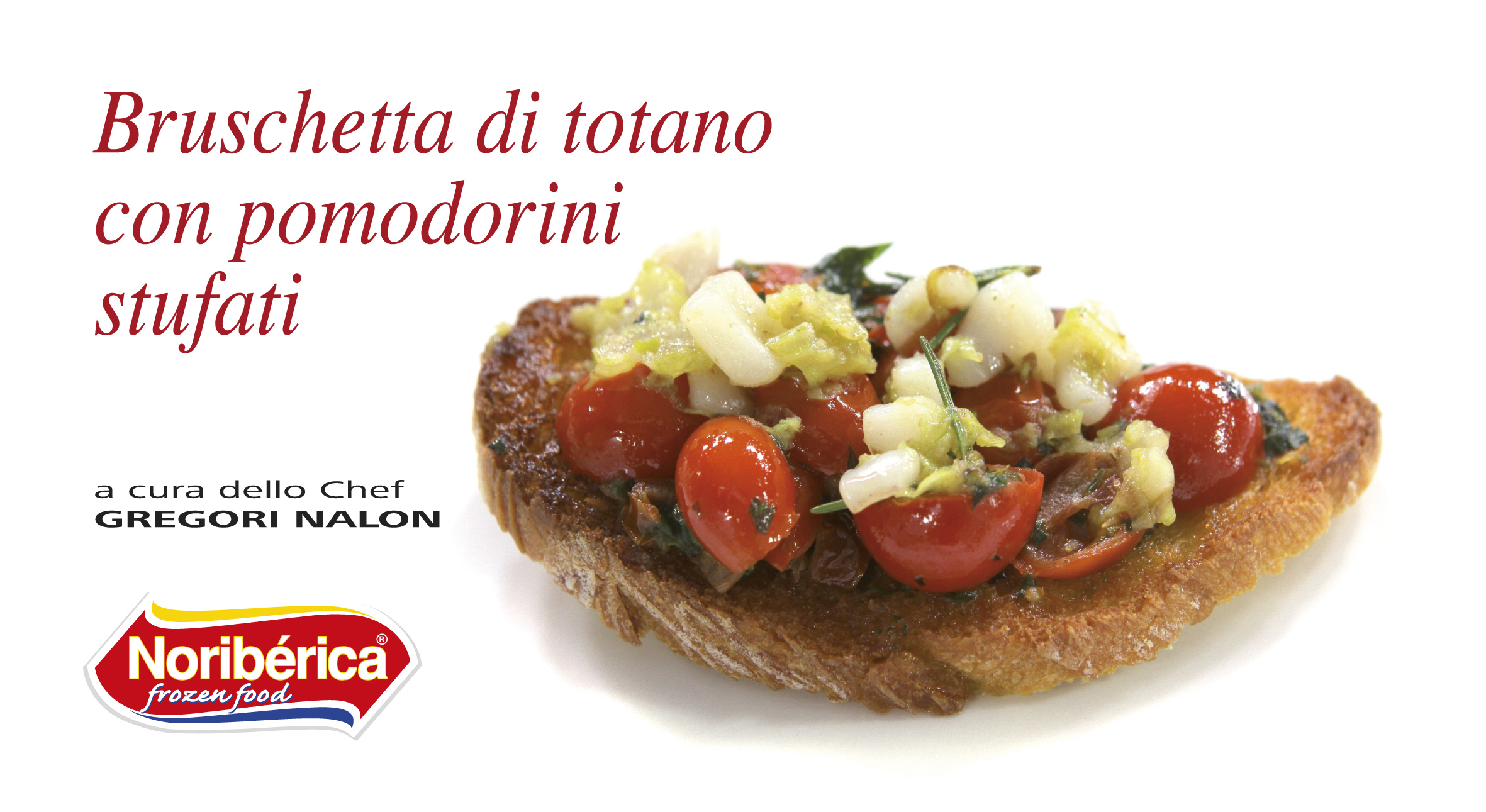 bruschetta di totano