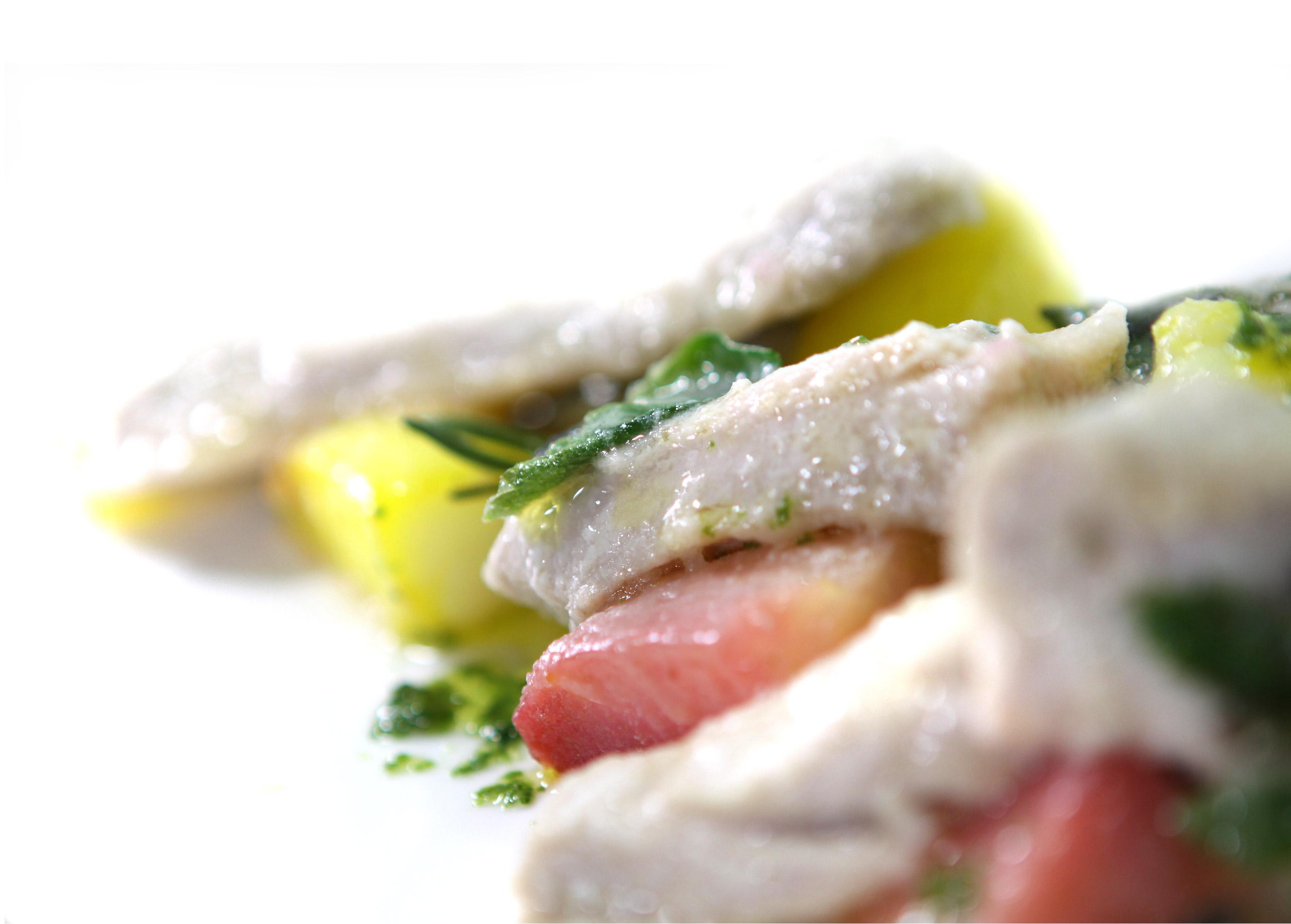 ricetta di pesce autunno